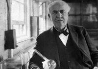 ทอมัส เอดิสัน (Thomas Edison)