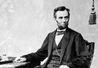 อับราฮัม ลินคอล์น (Abraham Lincoln)