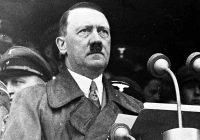 อดอล์ฟ ฮิตเลอร์ (Adolf Hitler)