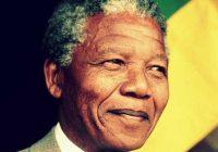 เนลสัน แมนเดลา (Nelson Mandela)